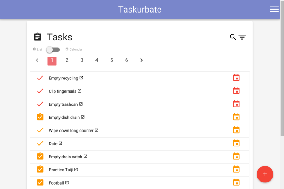 taskurbate screencap